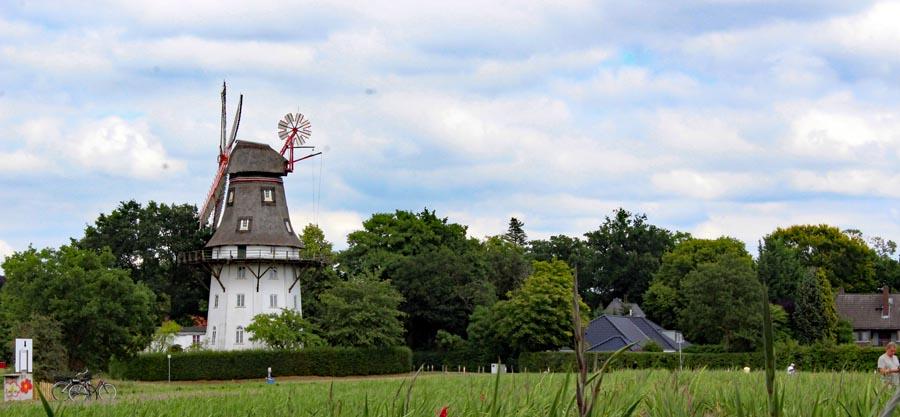 Mühlenfeld Oberneuland (Foto: Stefanie Zeimke)