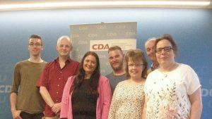 Vorstand der CDA Bremen-Stadt
