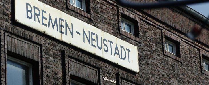 Bahnhof Neustadt in Bremen