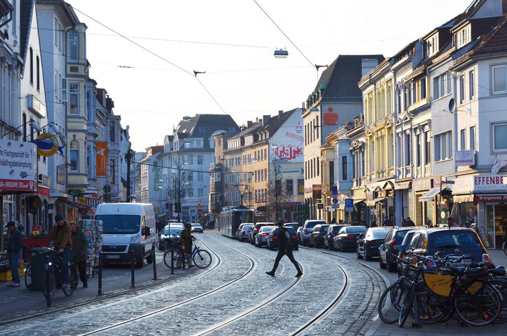 Das Viertel in Bremen