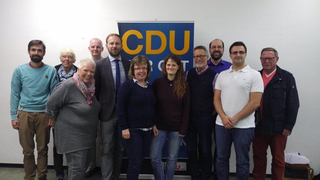 CDU Vahr nominiert Martin Michalik für die Bürgerschaft