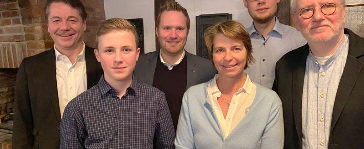 Vorstand der CDU Oberneuland
